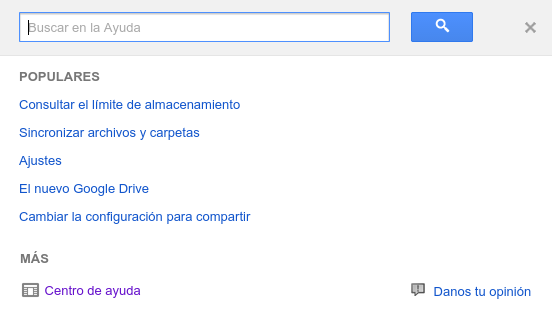 Google Apps-sugerencias