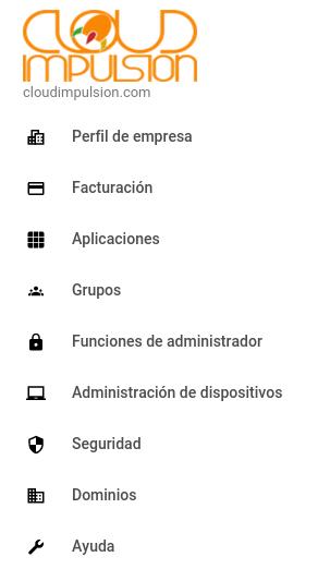 Google Apps- ayuda administradores