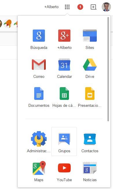 Google Grups