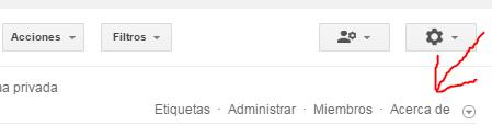Google Groups - Configuración avanzada